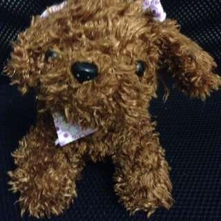 貴賓狗玩偶