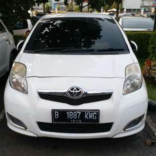 Toyota Yaris Type E limited 2010 1.5 AT
