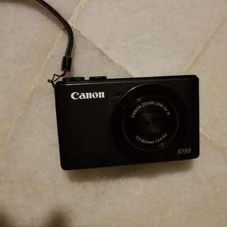 Canon S110 Camera