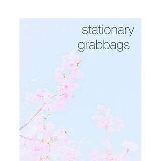 QYOP; 🍃Stationary Grabbags
