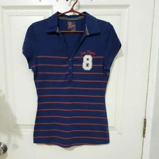 Lee Pipes Polo Shirt
