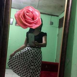Dress Polkadot Murah