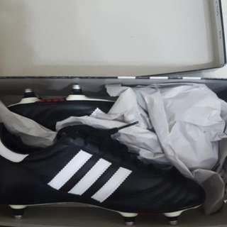 Adidas World Cup Black Boots