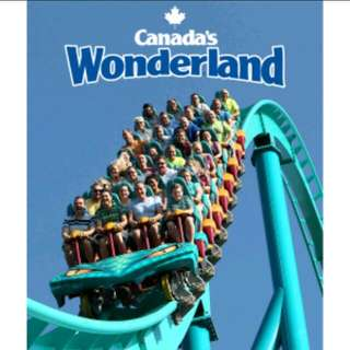 Selling 2 Canadas Wonderland Tickets. Each Ticket is $30. Never Been Used And Are Bought From The Canada's wonderland website. The Tickets Are Printed From My Computer and Need To Be Picked Up. Please Contact for More Information