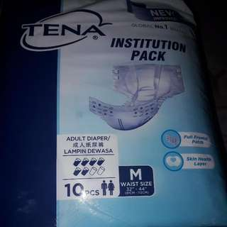 Adult Tena Institution Pamper ($8 to $5)