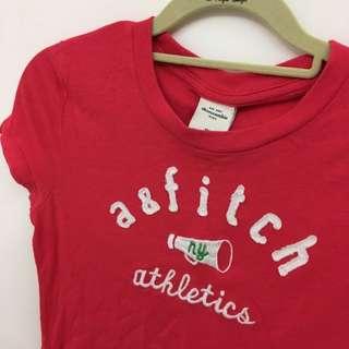 A&F 上衣 t-shirt