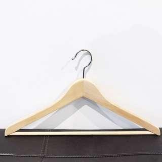 Wooden Cloth Hangers (20)