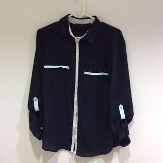Zara 襯衫
