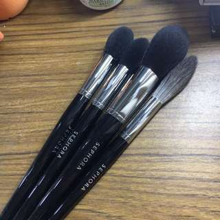 Sephora Face Brushes