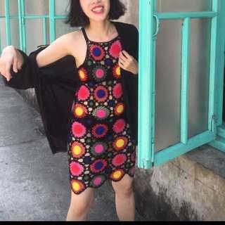 H&M 海邊洋裝