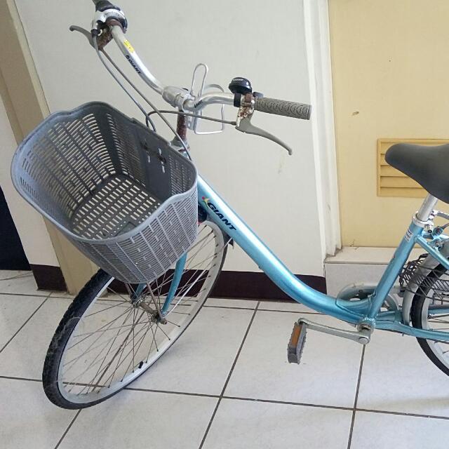 捷安特淑女腳踏車