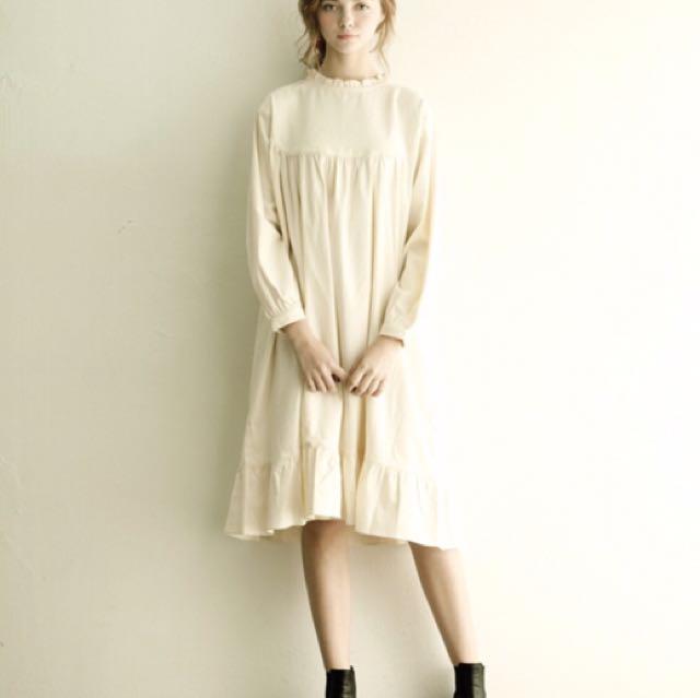 仙女感連衣裙