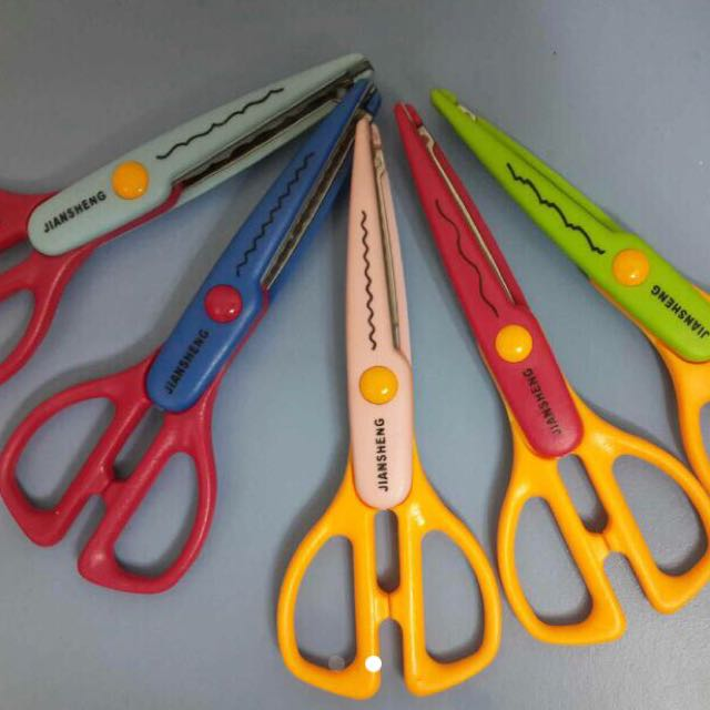 造型花邊剪刀