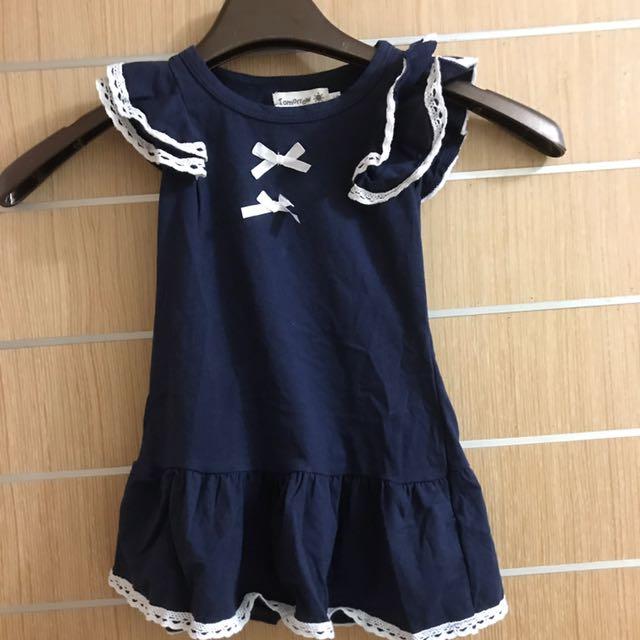 女童洋裝 小公主洋裝5 7號