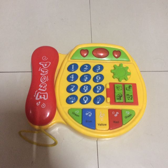 ( Php200 Only!!! ) Musical Telephone