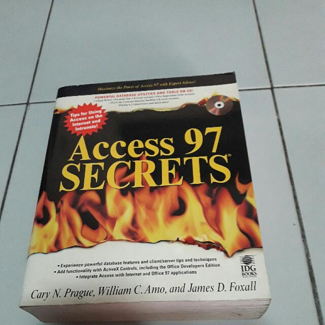 ACCESS 97 SECRETES