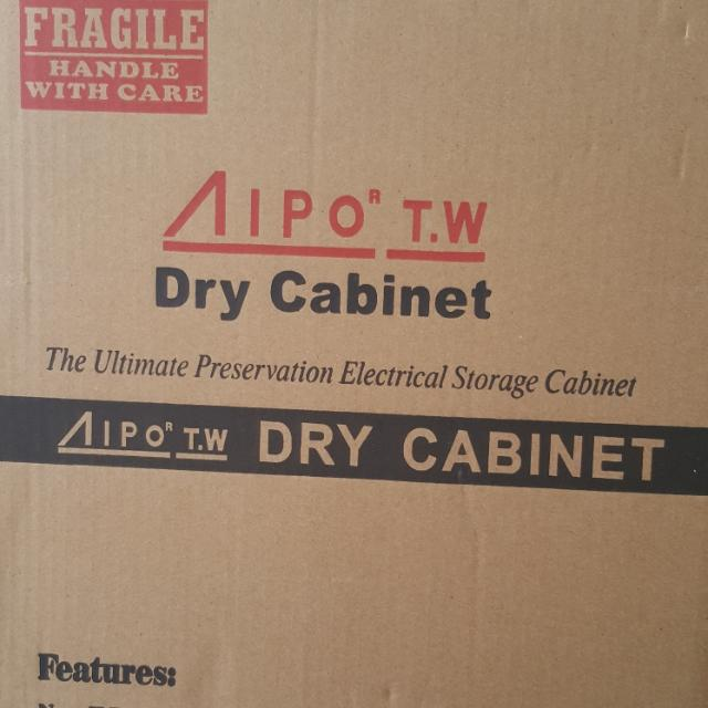 Aipo AS 26L Dry Cabinet