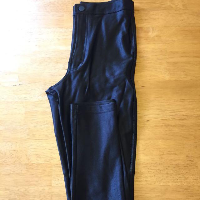 American Apparel Disco/Shiny Pants