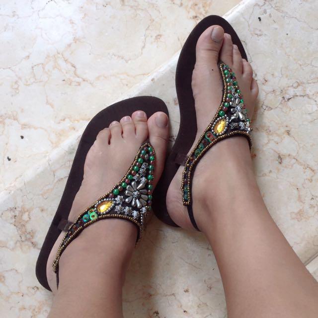 Bali Sandal T-Strap