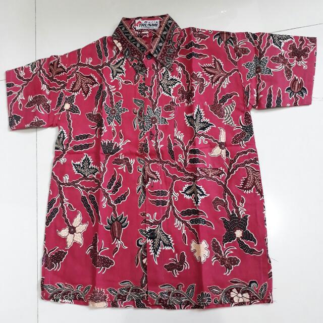 batik trusmi 4-5Y cirebon