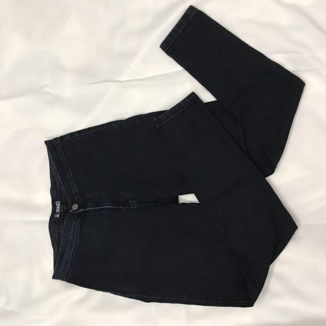 Black Joni Jeans