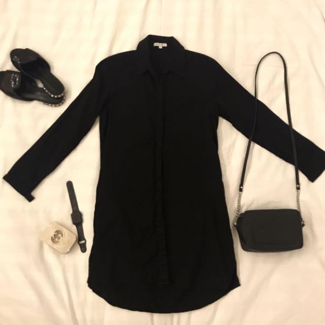 Black Short Dress Colorbox