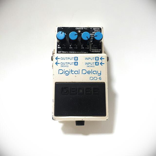 sneakers for cheap good out x special for shoe Boss Dd6 Dd-6 Digital Delay, Music & Media, Music ...