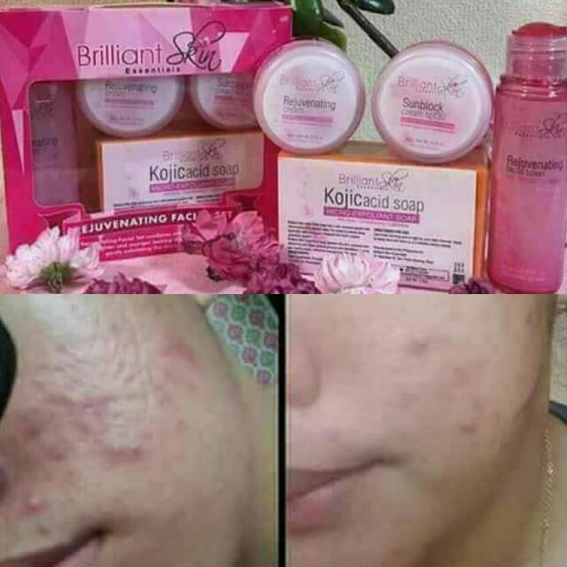 Brilliant Skin Rejuv Set A