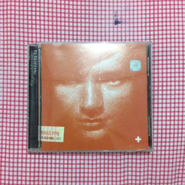 CD Ed Sheeran - +