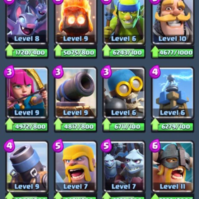 Clash Royale Local Ranking 41