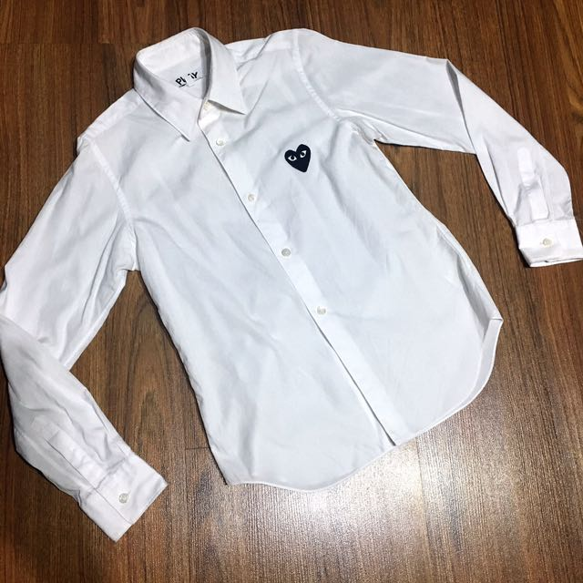 dd7b7daef5f Comme Des Garcons CDG Shirt Play