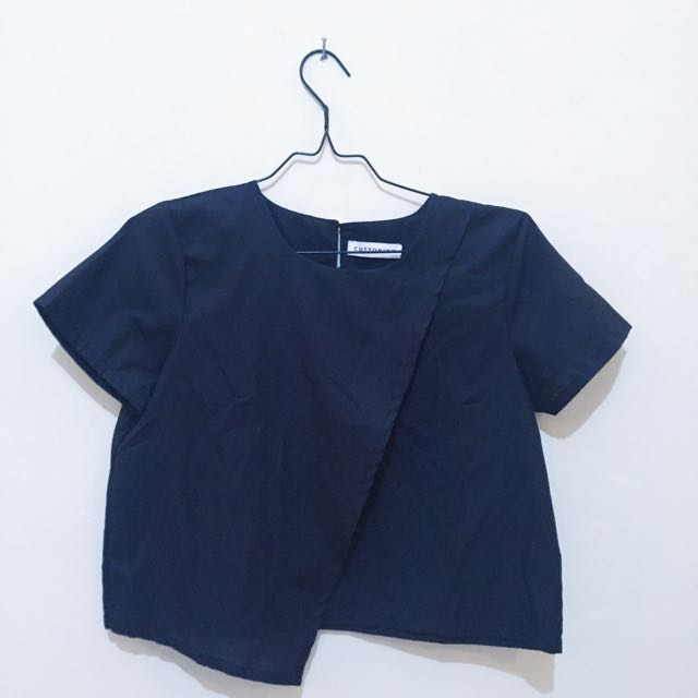 Cottonink Crop Top