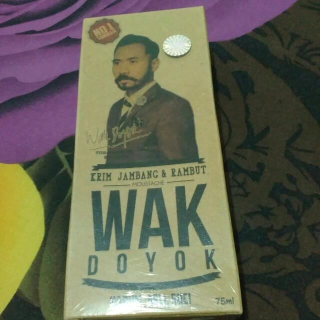 Cream Wakdoyok Original