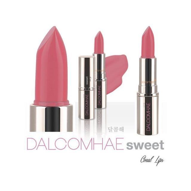 Dalcomhae Sarange Coral Lips Lipstick