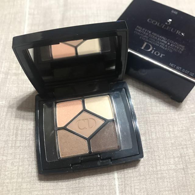 現貨Dior限量小型眼影盒