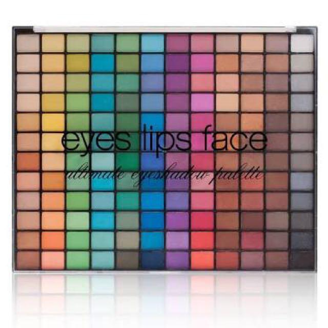 elf 144 eyeshadow palette