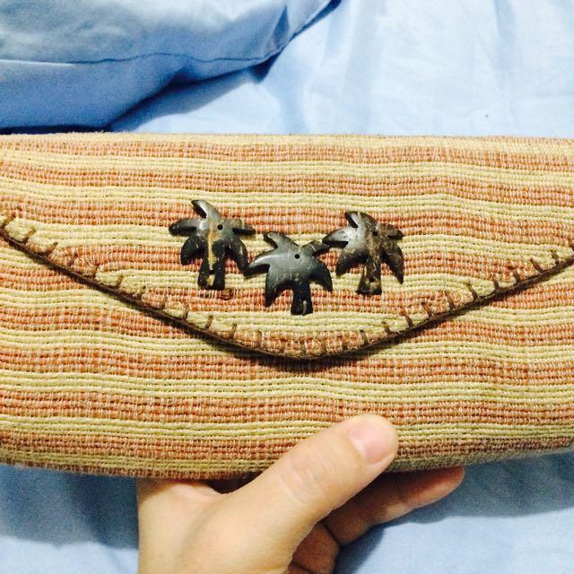 Filipino HandCrafted Pouchbag