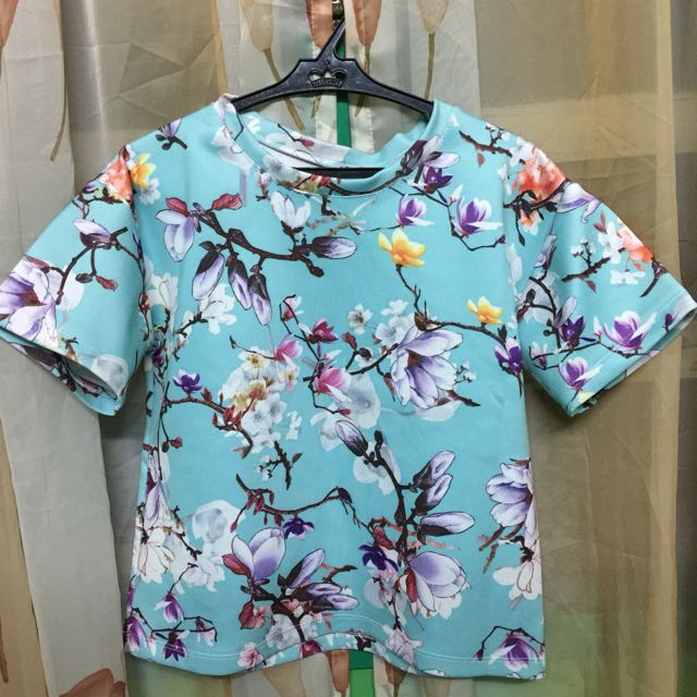 REPRICED! Floral Top