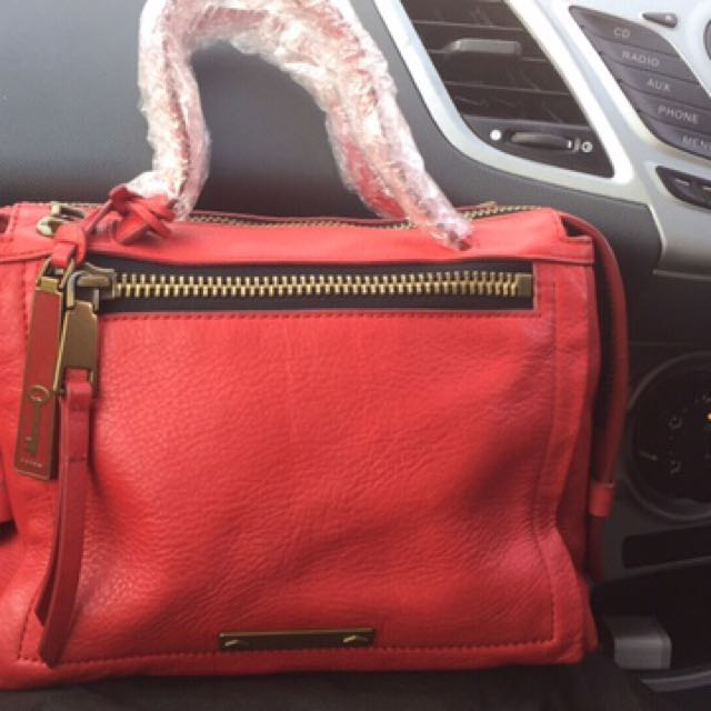 Fossil Bella Red Authentic (PL)