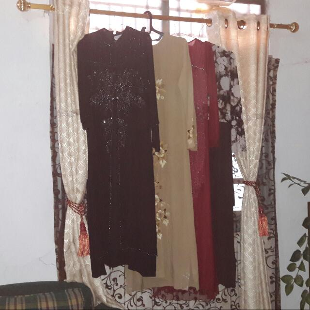 Gamis Second Good Quality
