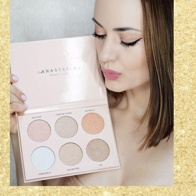 Glow Kit Nicole Guerriero - Anastasia Beverly Hills 6 shades