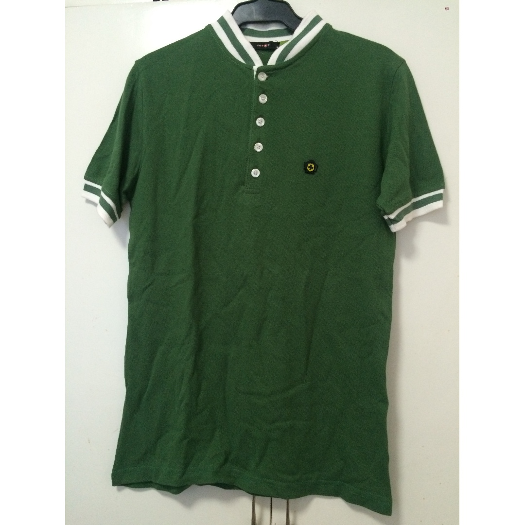 Green Polo for Men