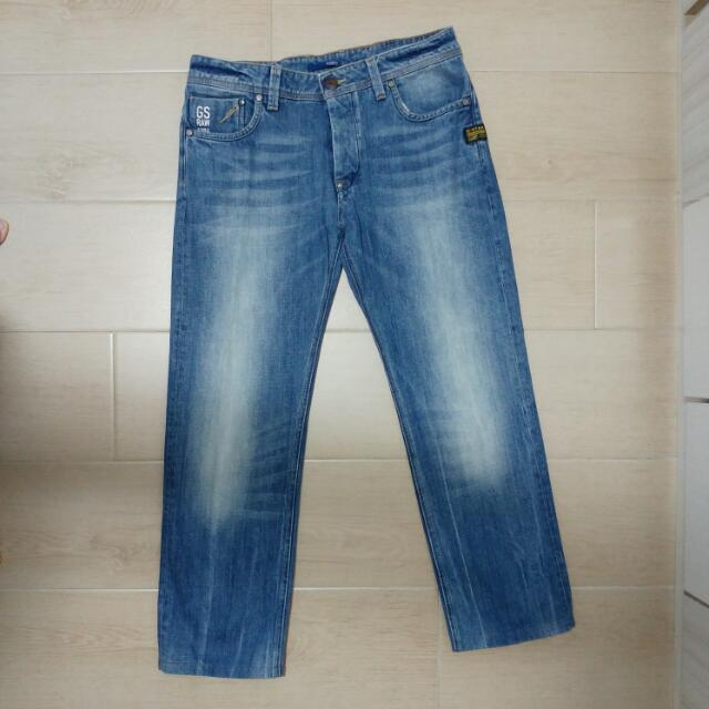 G-Star Attacc jeans waist 33 inches