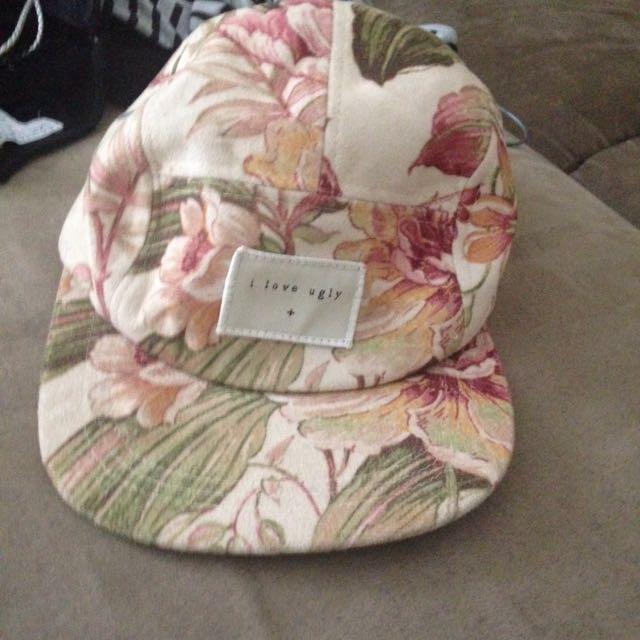 I Love Ugly Hat