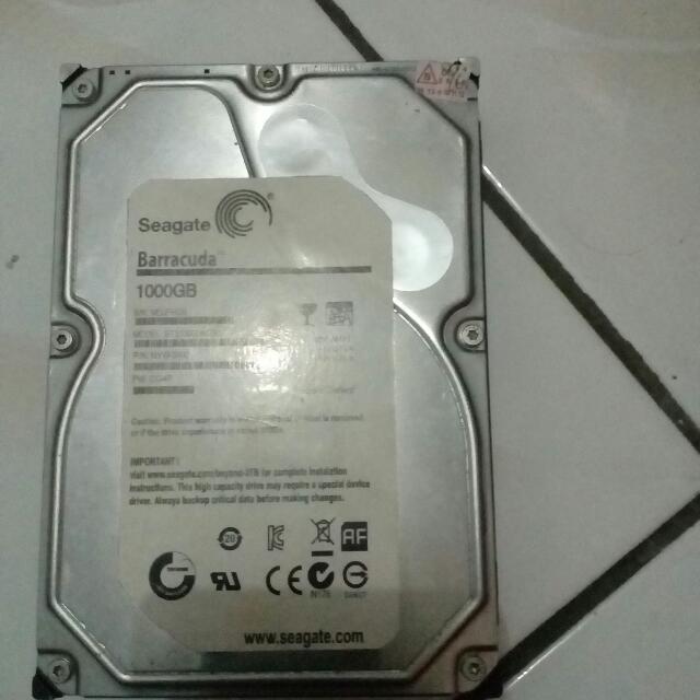 HDD Pc Seagate 1tb