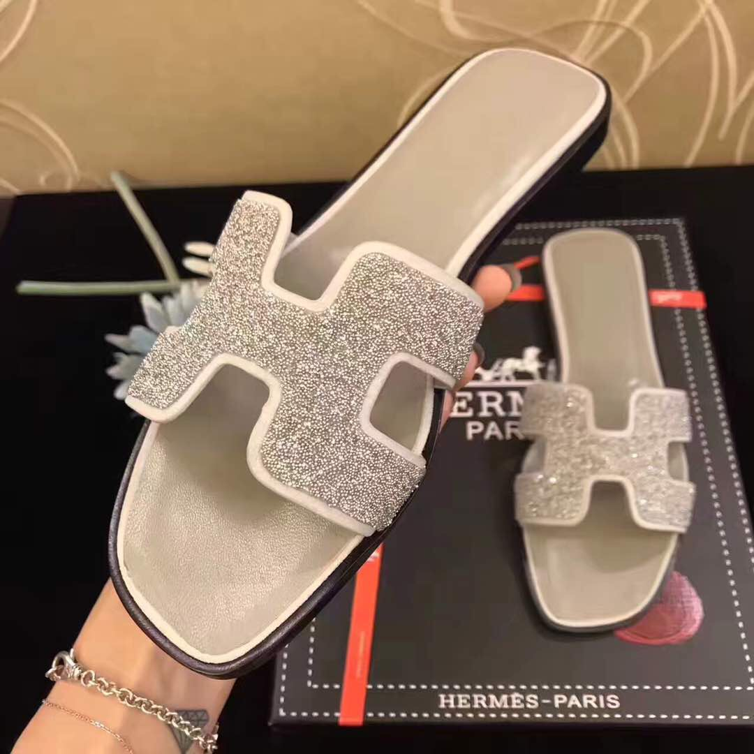 5e53245875d HIGHLY REPLICA Hermes Sandals