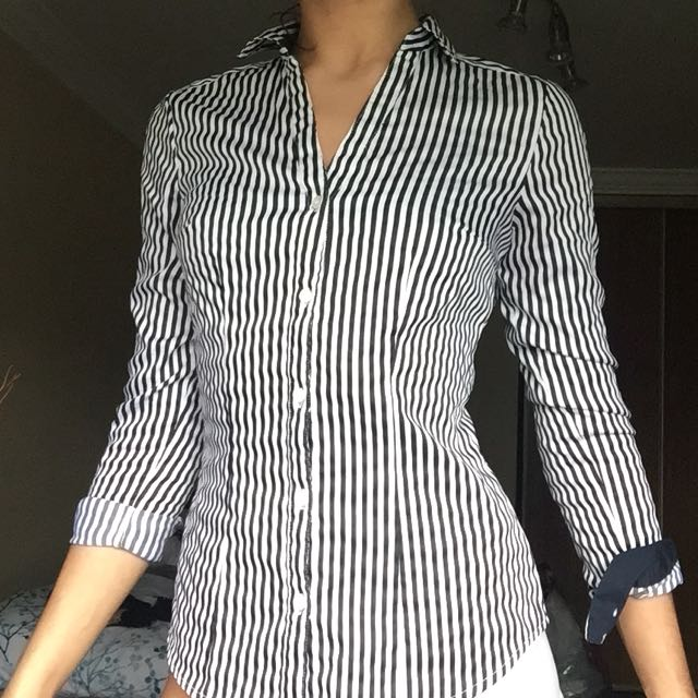 H&M: XS Blouse, Worn Once