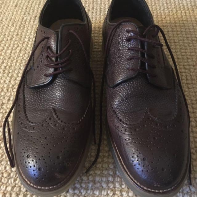 hudson london leather men's shoes