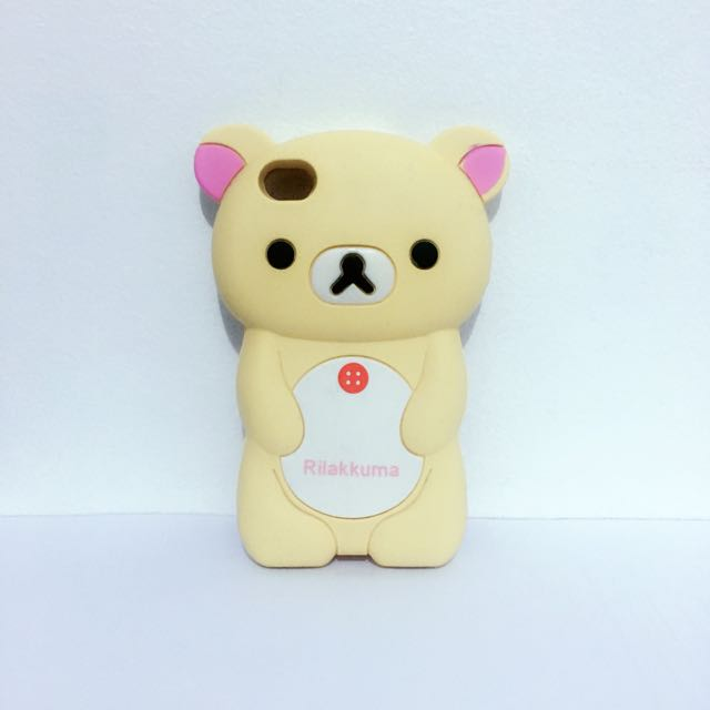 iPhone4/4s Rilakkuma Phone Case