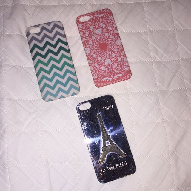 iPhone 5 And 5s Cases!